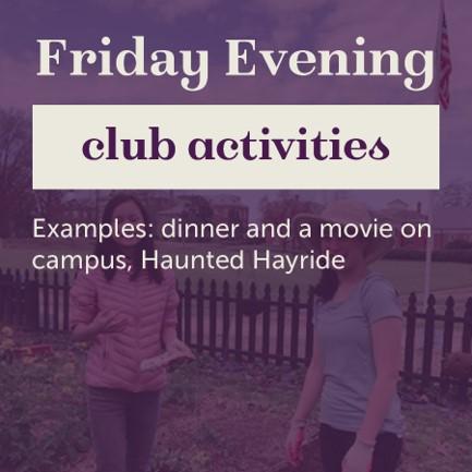 Weekend Activities - Saint Mary's School